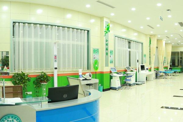 安居医院智能公共卫生服务大厅